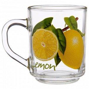 Кружка «Лимон», 200 мл