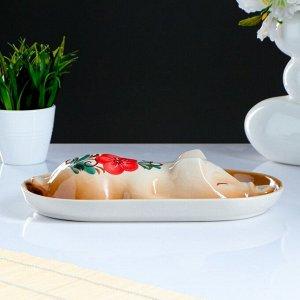 Набор для заливного №2, 2 предмета: блюдо+форма  МИКС