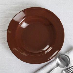 Тарелка глубокая 20 см