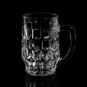 Набор кружек для пива «Паб» 500 мл, 2 шт