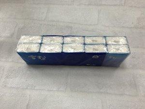 Салфетки 3 слойные (Платок синий)