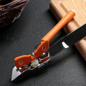 Нож консервный Доляна «Оригинал», 16 см, цвет МИКС