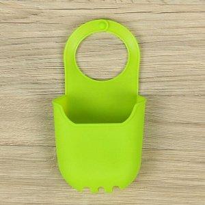 """Подставка для губки 20х9х4,5 см """"Симплекс"""", цвета МИКС"""