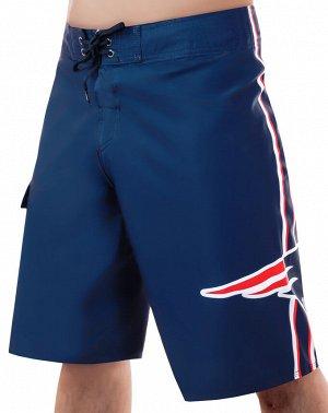 Бордшорты мужские Quiksilver синего цвета  №311