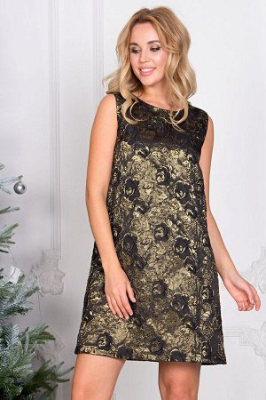 Платье Мелани парча  П-214-1