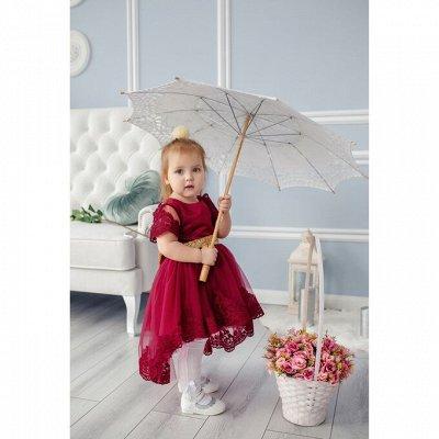 ♛KETfashion Детские наборы и платья Турция - 60%! От 602 руб — Платья детские нарядные! Мегараспродажа 1095 руб — Платья