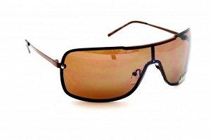 Распродажа мужские солнцезащитные очки  13026 коричневый
