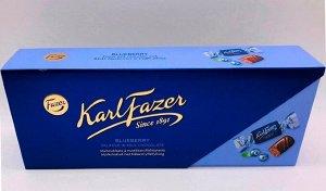 Шоколадные конфеты «Karl Fazer» c трюфельной начинкой со вкусом черники 270г