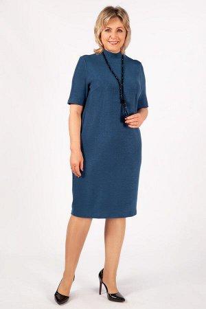 Платье Беатрис голубой