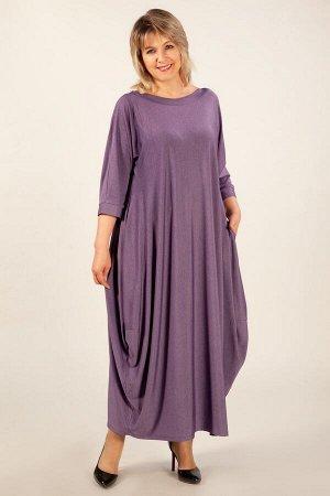 Платье Эвита лиловый