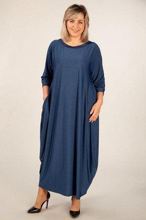 Платье Эвита джинса