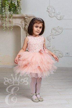 Платье нарядное 607-П