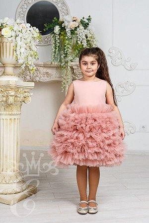 Платье с пышной юбкой 91027Пр