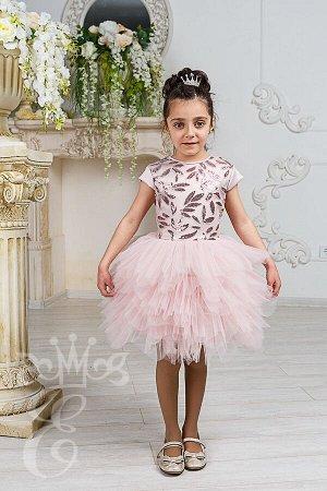 Платье нарядное 814-П