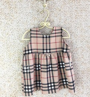 Платье без рукава, спинка на запах 532-СБР