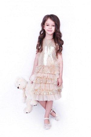 Платье нарядное 578-П