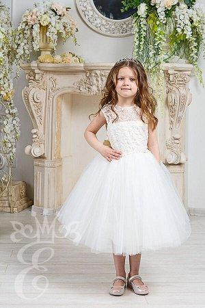 Платье нарядное 583-ПГМ
