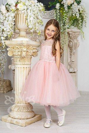 Платье нарядное 583-ПГР
