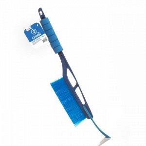 Щетка для снега CARFORT Cristal- 2 Со съемным скребком (44 см), мягкая ручка