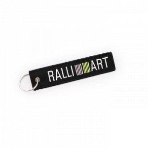 Брелок тканевый с вышивкой «RALLI ART»
