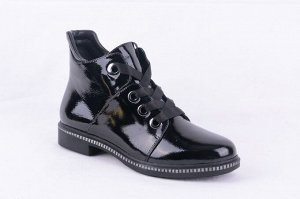 Ботинки женские байка