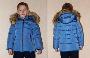Одежда детская 5600Д22 Зима-Мех Джинса
