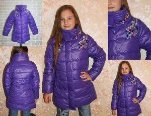 Одежда дет. 7040001588 Стойка ворот-Камни Фиолетовая