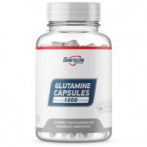 GeneticLab Nutrition Glutamine caps (180 капс.)