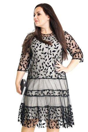 Платье-3555