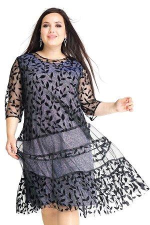 Платье-3532