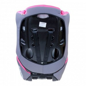 Автокресло-бустер Multi, группа 1-2-3, цвет розовый «Самая красивая»