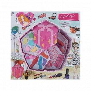 Набор косметики для девочки «Подарок»