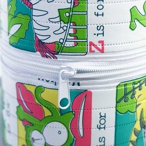 Контейнер для широких бутылок (пластик), цвет МИКС