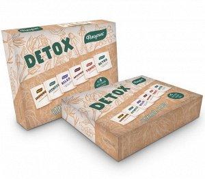Чайный набор «Detox 6 в 1»