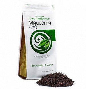 Чай зелёный байховый Мацеста чай 100г