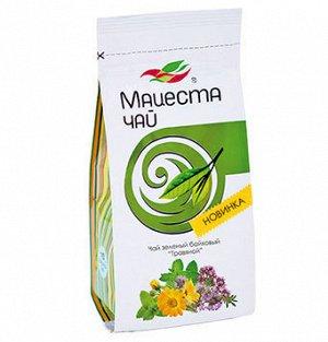 Чай зеленый байховый Травяной «Мацеста чай» 75г