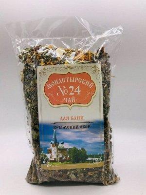 Монастырский чай №24 Для бани 100г