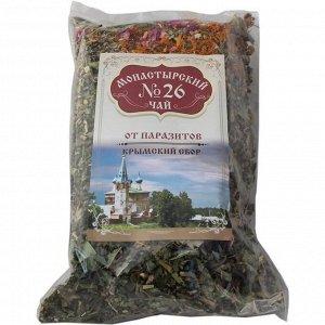 Монастырский чай №26 От паразитов 100г