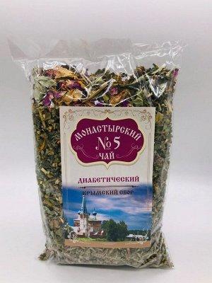 Монастырский чай №5 Диабетический 100г