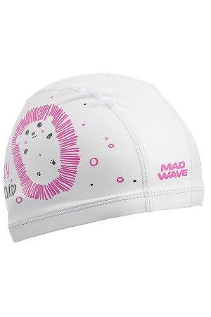 Полиуретановая шапочка для плавания взрослая