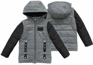 Куртка-жилет м демис 8044 130-170/5