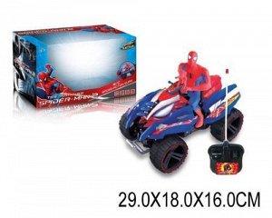 Радиоуправляемый квадроцикл R/C Spider-Man 2
