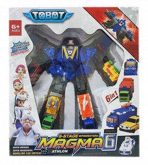 Трансформер то6от Магма 6