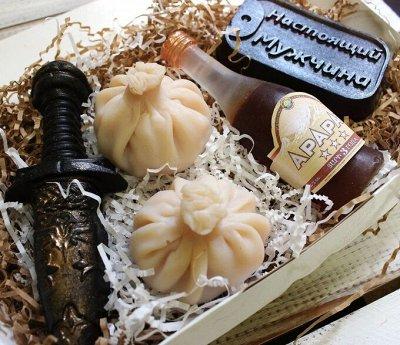 Мыльце ручной работы! Интересные подарочки! НЕДОРОГО! — Подарочные наборы мыла. Стандартные и большие наборы — Все для Нового года