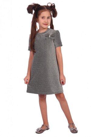 Платье Николь размер 28-36 (люрекс), ПЛ-42