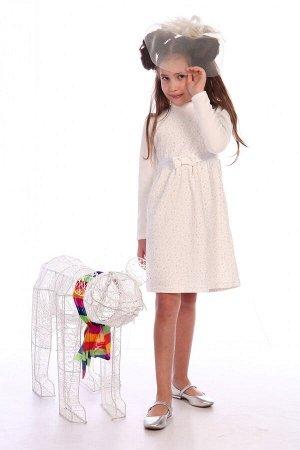 Платье Ассоль велюр с люрексом (размер 26-34), ПЛ-11