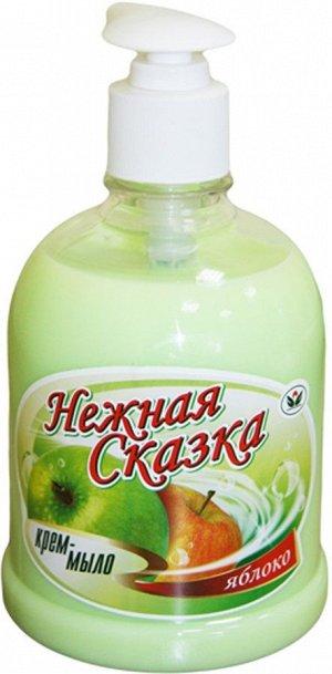 Крем-мыло Нежная Сказка Яблоко