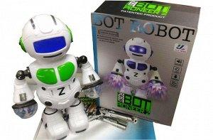 Bot Robot ( свет, звук, движение )
