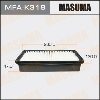 Автотовары и автозапчасти-42 — Фильтры воздушные Masuma — Запчасти и расходники