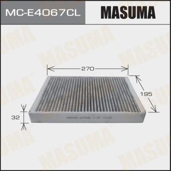 Автотовары и автозапчасти-42 — Фильтры салонные Masuma — Запчасти и расходники